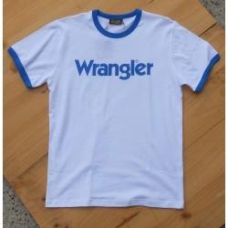 T-SHIRT LOGO WRANGLER