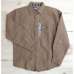 SURCHEMISE CARHARTT CANVAS (2 coloris)