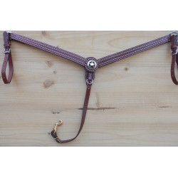 COLLIER DE CHASSE WEAVER LEATHER
