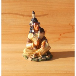 STATUETTE INDIENNE
