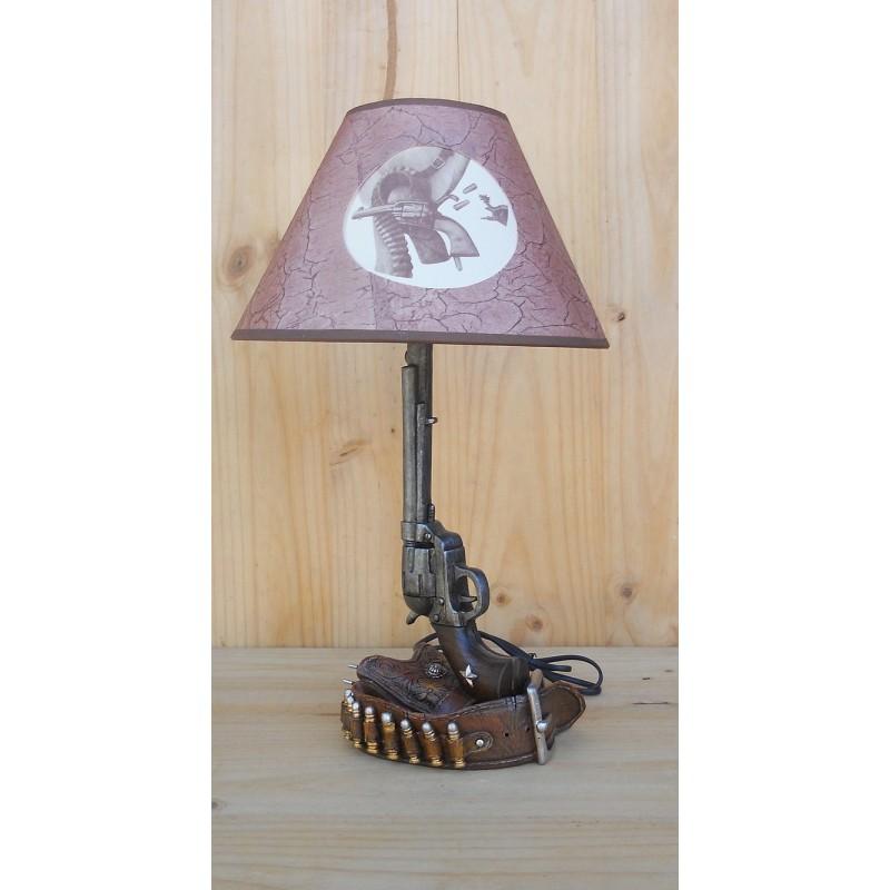 LAMPE WESTERN