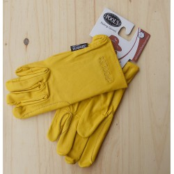GANTS EN CUIR POOL'S  WESTERN WORKER