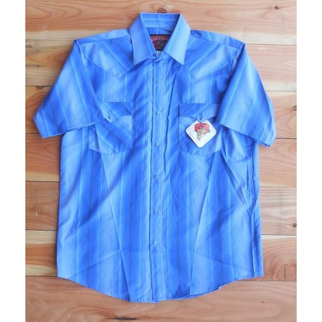 CHEMISE MANCHES COURTE RED RIDER