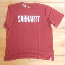 T-SHIRT CARHARTT GRAPHIC LOGO