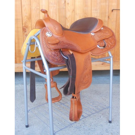 SELLE WESTERN POOL'S GENUINE
