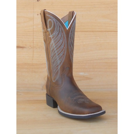 BOTTE ARIAT ROUND UP WIDE SQUARE TOE