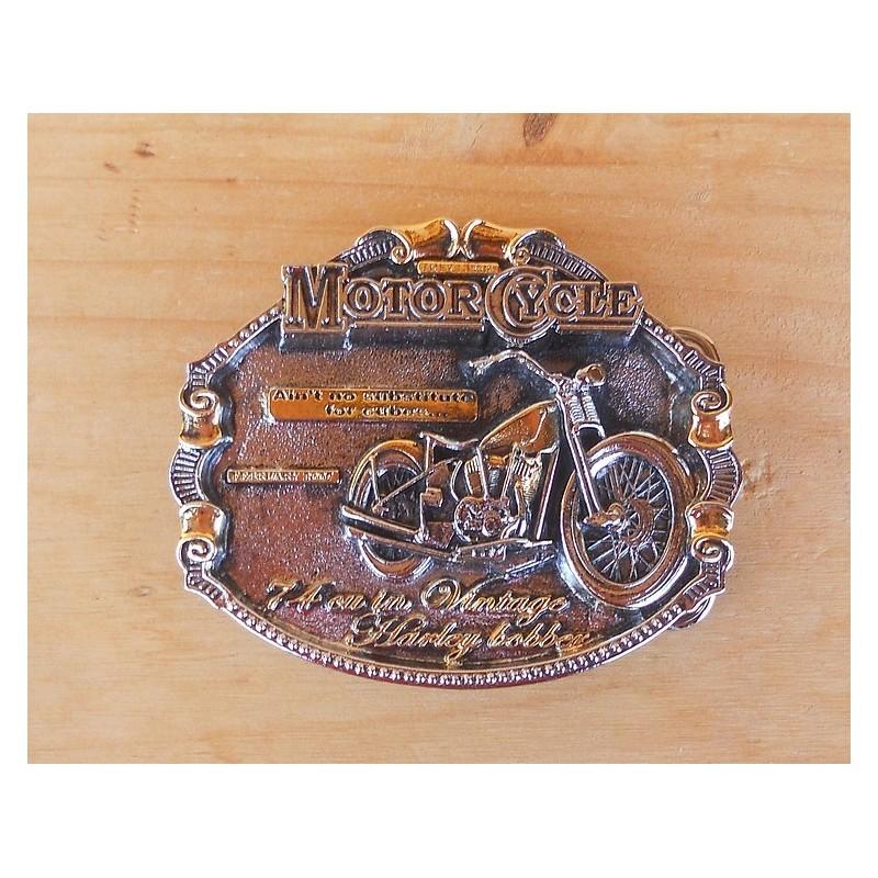 BOUCLE DE CEINTURE CLASSIC MOTOR CYCLE