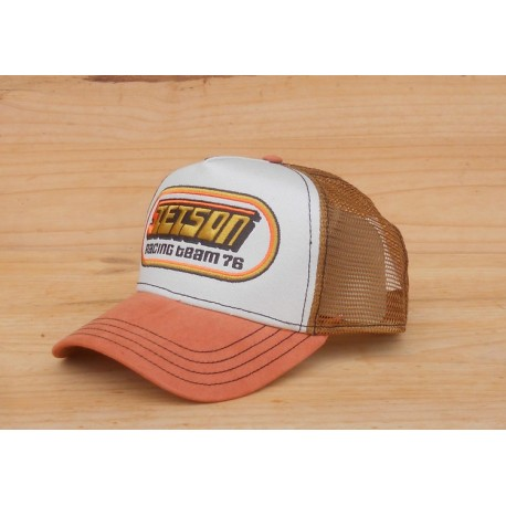 9276238d2 CASQUETTE STETSON TRUCKER RACING TEAM