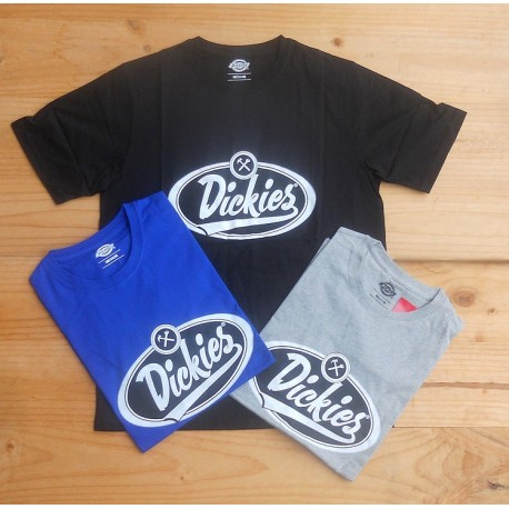 TEE-SHIRT DICKIES HAMPSTIED (3 coloris)
