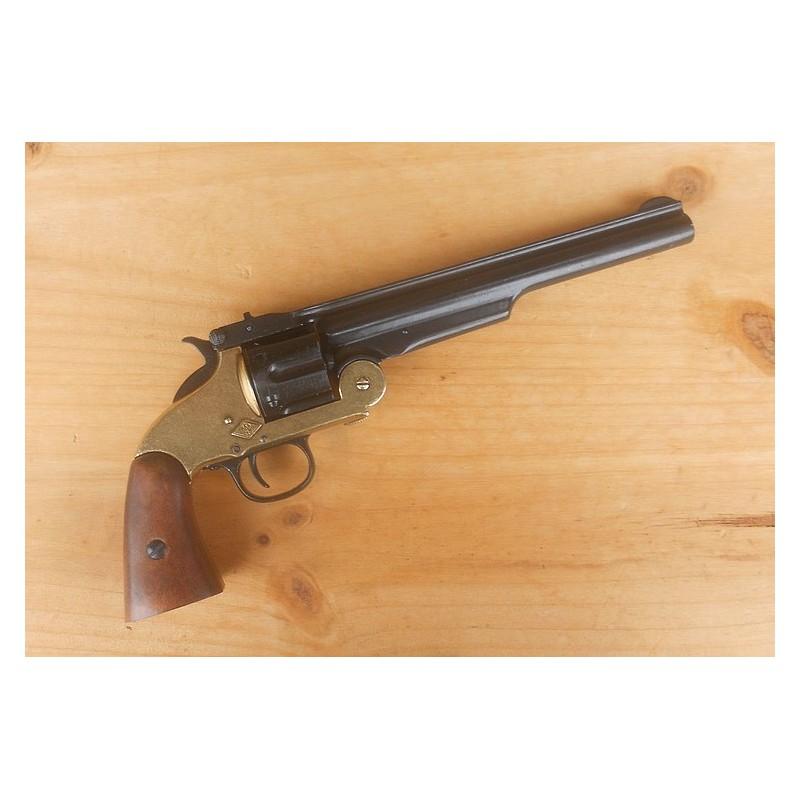 REPLIQUE REVOLVER CAL.45 SCHOFIELD USA 1869