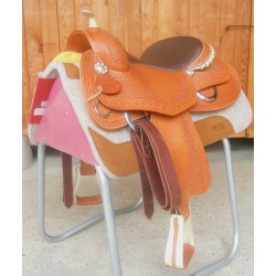 SELLE WESTERN POOLS GENUINE BUTTERFLY