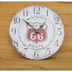 "MONTRE MURALE ""US 66"""