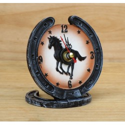 MONTRE DE TABLE FER A CHEVAL