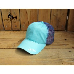 CASQUETTE WEAVER LEATHER