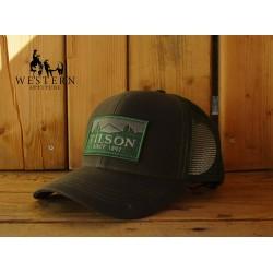 LOGER MESH CAP FILSON OTTER GREEN