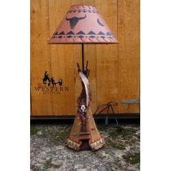 LAMPE WESTERN TIPI