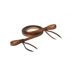 ROPER REINS WEAVER LEATHER