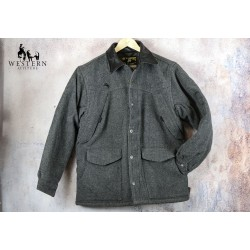 WYOMING TRADERS RANCH WOOL COAT
