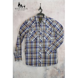 CHEMISE HOMME WYOMING TRADERS