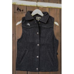 WOMENS MONTANA VEST WYOMING TRADERS