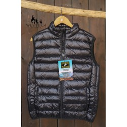 TETON DOWN VEST WYOMING TRADERS