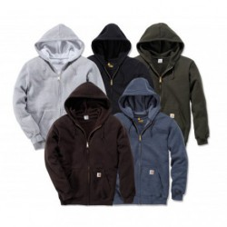 SWEAT A CAPUCHE CARHARTT (3 coloris)